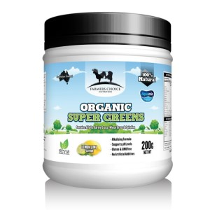 Farmers Choice Organic Super Greens - 200g